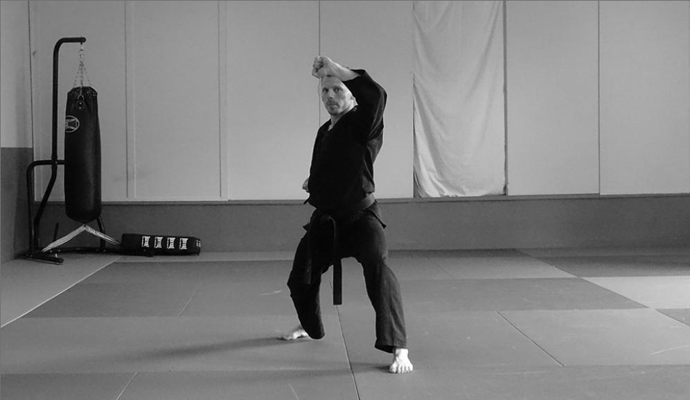 Kata de Tai Jitsu Do